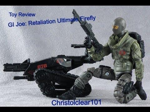 Toy Review: GI Joe Retaliation Ultimate Firefly