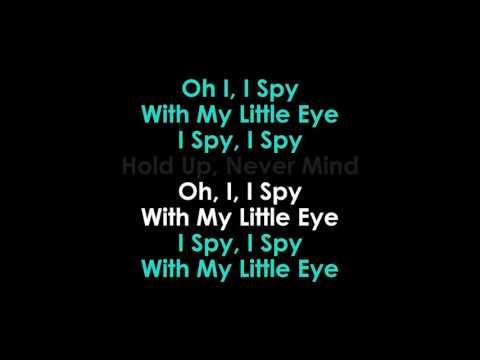 Kyle & Lil Yachty   iSpy karaoke