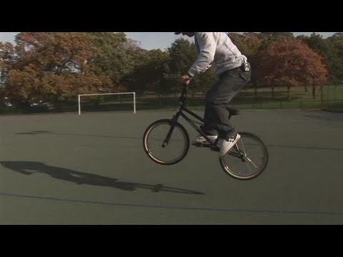 How To Execute Bunny Hops On A BMX Bike