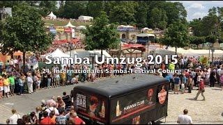 Samba Umzug 2015