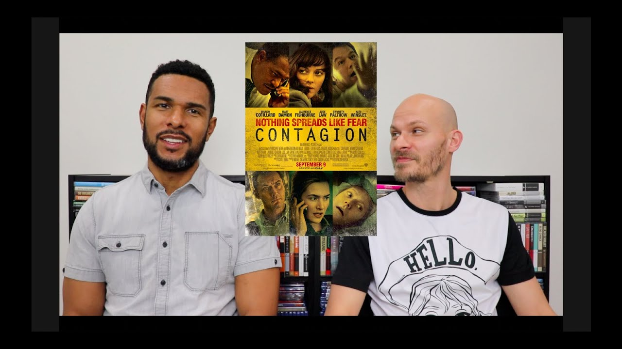 Contagion Movie Review Covid 19 Rant Youtube