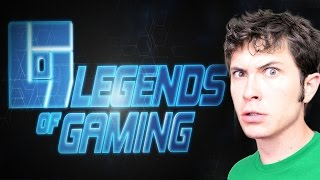 Check out LEGENDS OF GAMING