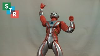And here we go! Mebius week begins! Pretty solid figure. More to co...