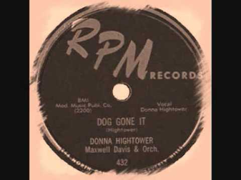 Donna Hightower - Dog Gone It