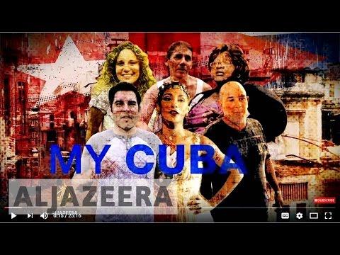 My Cuba -Luis Silva: Being Panfilo