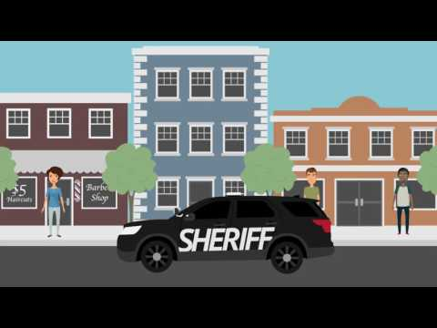 What Does a County Sheriff Do?