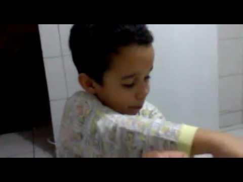 Isaque Brandão 5 anos