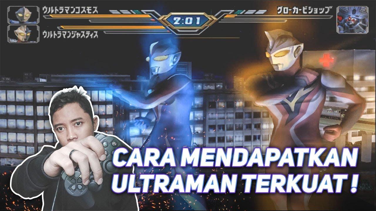 Ultraman Dewa Sekali Jurus Langsung Mati Ultraman Fe 3 Ps2