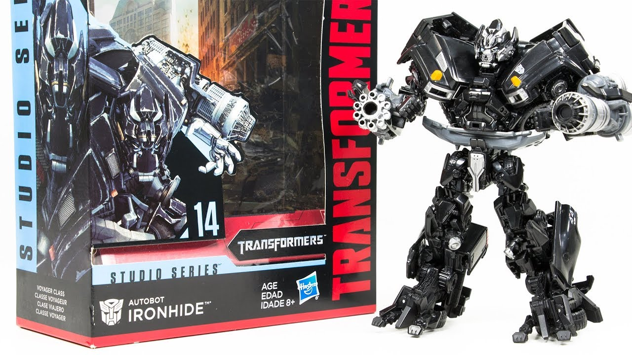 transformers movie Ironhide Transformer action figure toy
