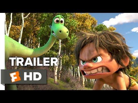 The Good Dinosaur Official Trailer #2...