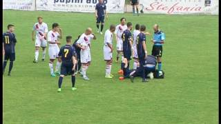Aquila Montevarchi-Valdarno 2-0 Eccellenza Girone B