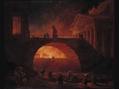 THE BURNING OF ROME IN 64 A.D.