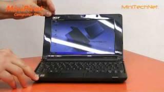 Acer Aspire One 110X Black Edition Netbook (DE)
