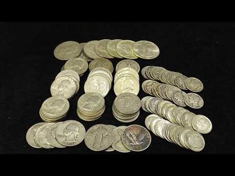 Junk Silver By The Pound!