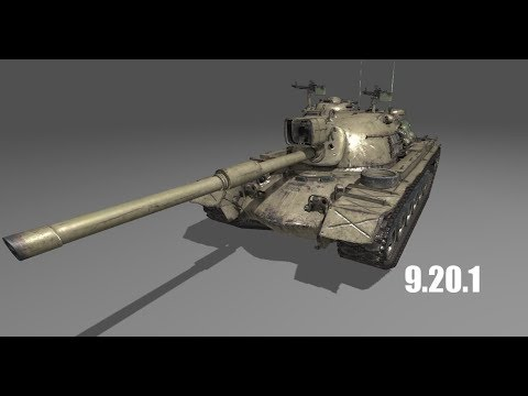 Pokaż co potrafisz !!! #1028 – M48A5 Patton po buffie :) 10k DMG