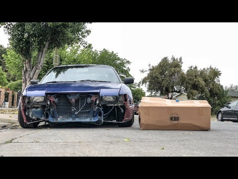 They shipped my BUMPER IN A BOX!? (INDESTRUCTIBLE)