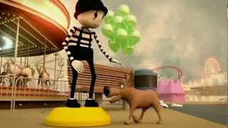 Carnival Capers 3D Animation in Maya