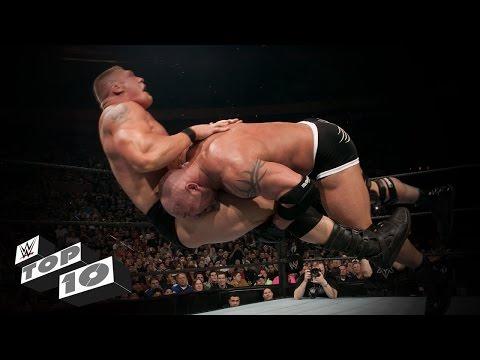 Die Besten Spears Von Goldberg: WWE Top 10
