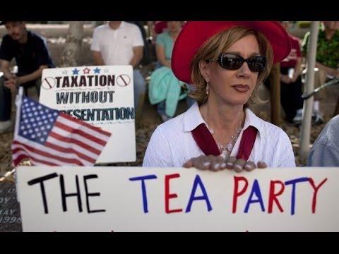 Republicans Declare War On The Tea Party. Louie Gohmert Fights Back