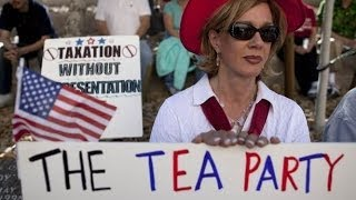 Republicans Declare War On The Tea Party. Louie Gohmert Fights Back