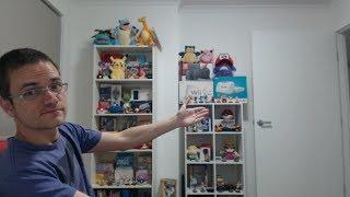 New NNN Room and Pokemom/Smash Bros Hype and Personal Dramas - NNN Show Ep 91