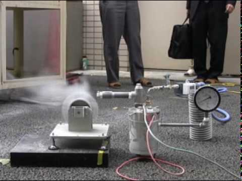 An Experiment Of Magnesium Engine