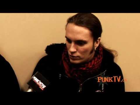 Turisas Interview with Mathias Nygård by Dixon Christie ...