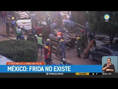 México: La pequeña Frida no existe