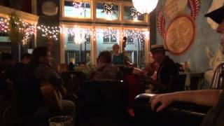 Father and Son/Longer Boats (CAT STEVENS COVER) Open Jam - Flying Pie - Feb 2013 - Newberry, SC