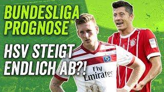 RB Leipzig Meister! HSV steigt ab! Die Onefootball Bundesliga-Vorschau der Saison 2017/18