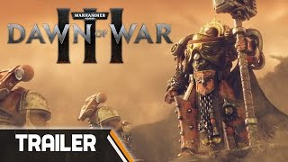 WARHAMMER 40,000 Dawn of War 3 Cinematic Intro
