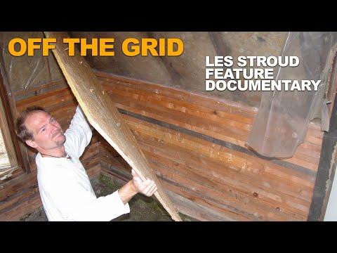 Off The Grid Living | Les Stroud | Bushcraft | Survival | Feature Documentary | Survivorman