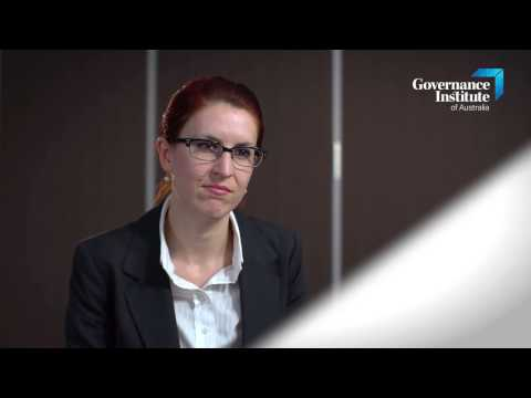 Short Course – Not-for-Profit Financial Management – Governance Institute of Australia