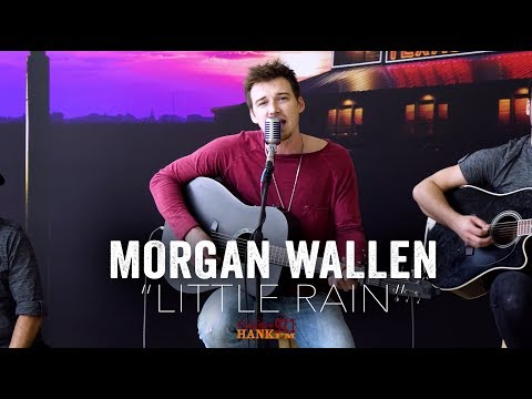 Little Rain - Morgan Wallen (Acoustic)