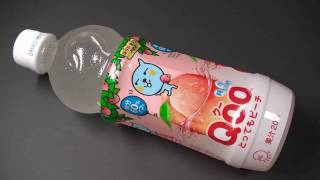 日本コカ・コーラのQoo とってもピーチ 500mlです。とても飲みやすいです。