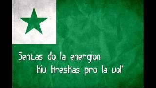 Kanto al la mondo – Daniel Haddad – Esperanto music