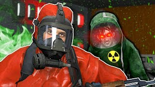 NUCLEAR MELTDOWN IN A ZOMBIE APOCALYPSE! - Garry's Mod Gameplay