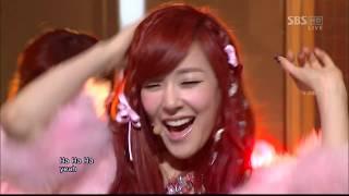 소녀시대-태티서 Girls' Generation TTS - Twinkle (SBS Inkigayo 12051…