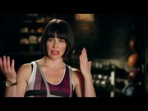 Marvel's Ant-Man: Evangeline Lilly Behind the Scenes Movie Interview