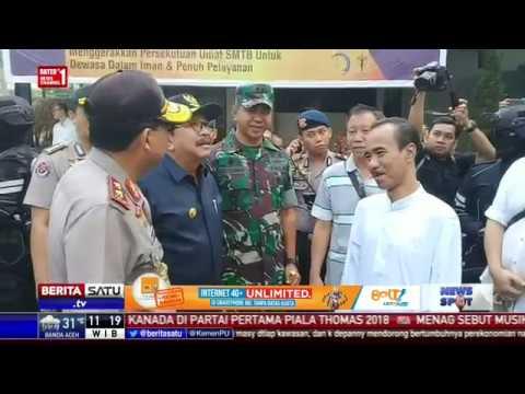 Pangdam, Kapolda, dan Gubernur Jatim Sidak Gereja di Surabaya