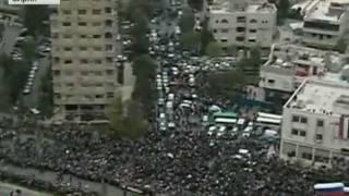07.02.2012 Башар Асад готов прекратить насилие.