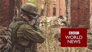 BBC WORLD - Конфликт в Белогории накаляется (4-32 MilSim News)