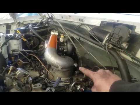 7 3 idi r d stage 1 drop in turbo install