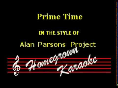 Alan Parsons Project-Prime Time Karaoke