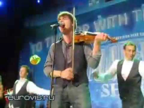 Alexander Rybak - Roll with the wind (New song) with lyrics