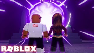 THE ROBLOX TIME MACHINE (Time Travel Obby In Roblox)