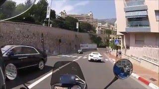 KTM 990 Adventure in Monaco