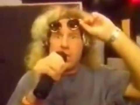 Van Halen - Won't Get Fooled Again (5150 Studio) 1993
