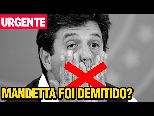 BOLSONARO VAI DEMITIR MANDETTA? | O EGO ACIMA DE TUDO