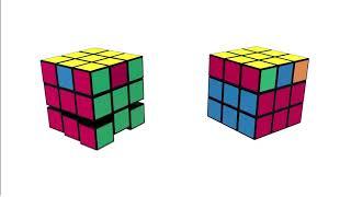 Rubik's. Інструкція зі збирання. Етап 6 з 6: Зібрати верхній шар